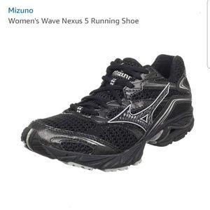 292f34ce91df Mizuno Shoes - 🖤Mizuno Wave Nexus 5 - Women's Sneakers